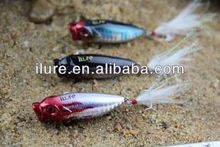 fishing lure and bait designer fishing stackle fishing popper lure