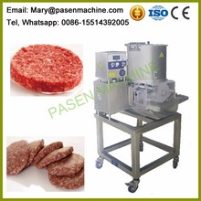 Automatic frozen burger patties / frozen beef patties making machine