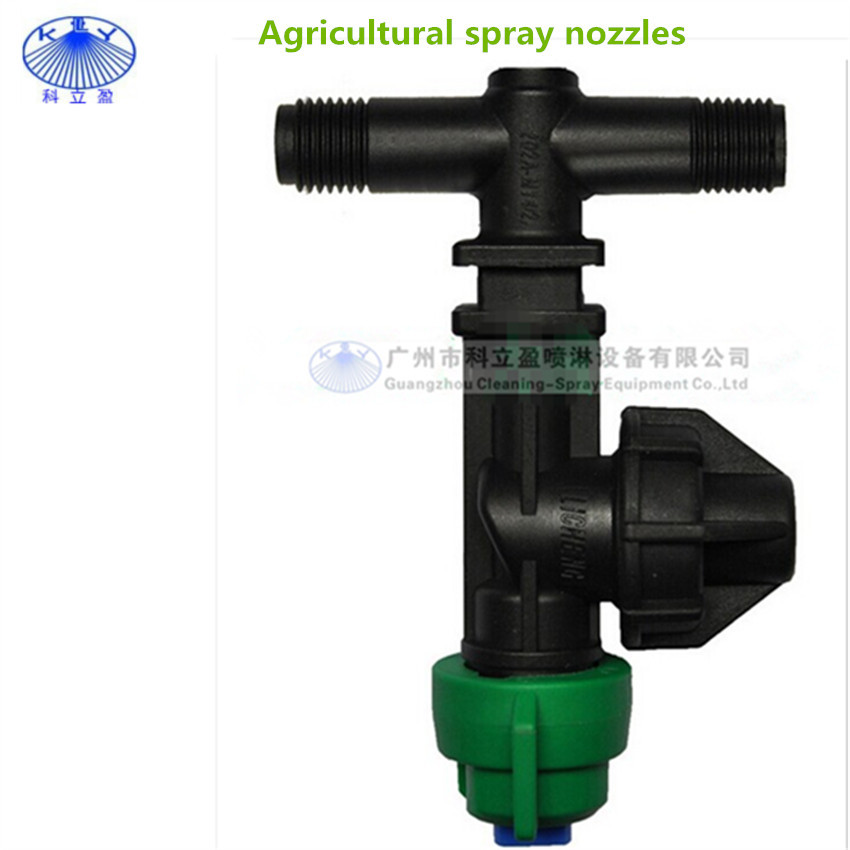 Anti-drop Agricultural spray nozzles