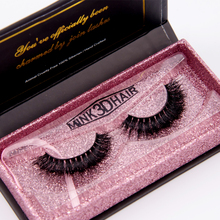 100% real siberian mink 3d lashes