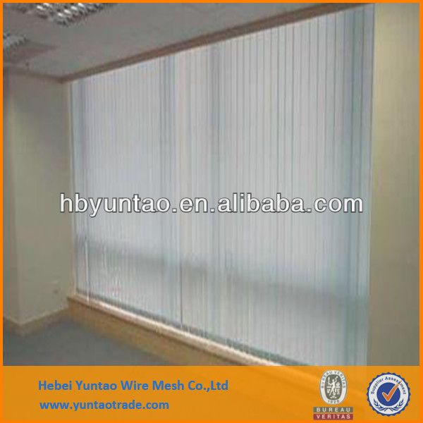 PVC Mini blinds window blinds