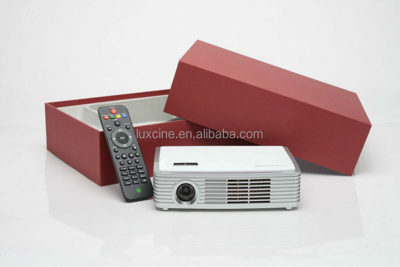 Hot seller !!! Z4000 2205P Android smart Blu-ray 3d android htc phone projector