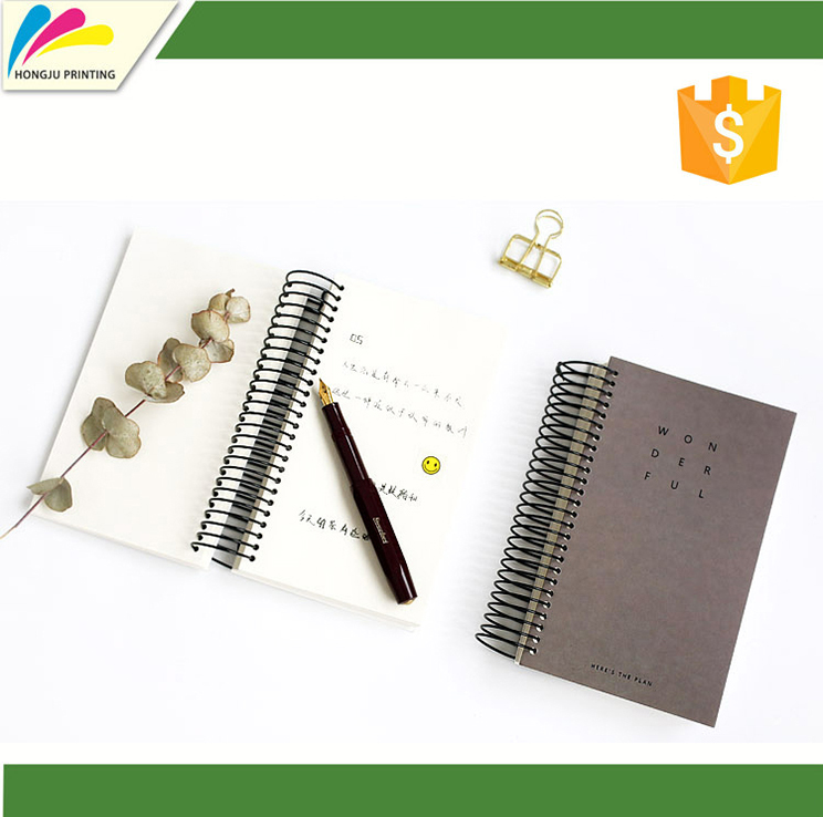 High Quality Custom Logo raw materials of notebook Wholesale
