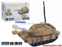 WIFI REMOTE-CONTROLLED REAL TIME TRANSMISSION PHOTOGRAPHY VIDEO TANK - RC TANK WITH CAMERA