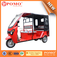 Chinese OEM Manufacturer 800w Electric Passenger Tricycle For Sale
