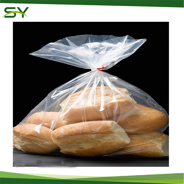 2017 waterproof promotional plastic bags used for package