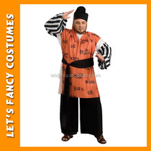 PGMC-0537 Mens fancy dress ninja guerreiro <span class=keywords><strong>samurai</strong></span> grande fantasia vestido traje