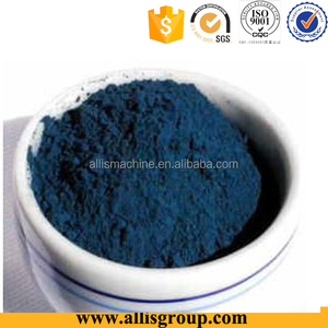 Textile dyeing factory buy indigo powder for textile dyestuffs