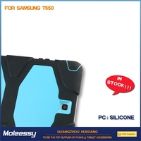 "Blue looking outstanding shock proof kids 7"" tablet case"