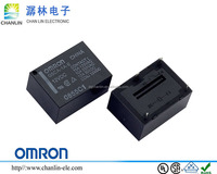 G5CA-1A-E DC12V 100% OMRON Flat Type 12vdc Power Relay