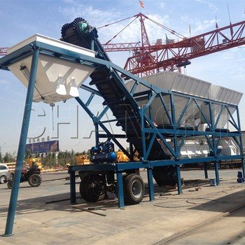 CE Certificate mobile stabilized soil mixing plant for sale
