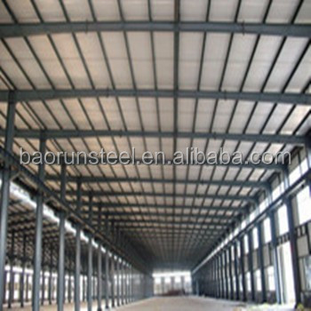 Prefabricated Steel Structure Storage/Movable Warehouse/Prefabricated Building