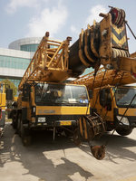 XCMG QY100K-I 100ton used crane for sale