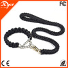 Braided Pet Leash Large Size Dog Leash Nylon Dog Collar and Leash Wholesale