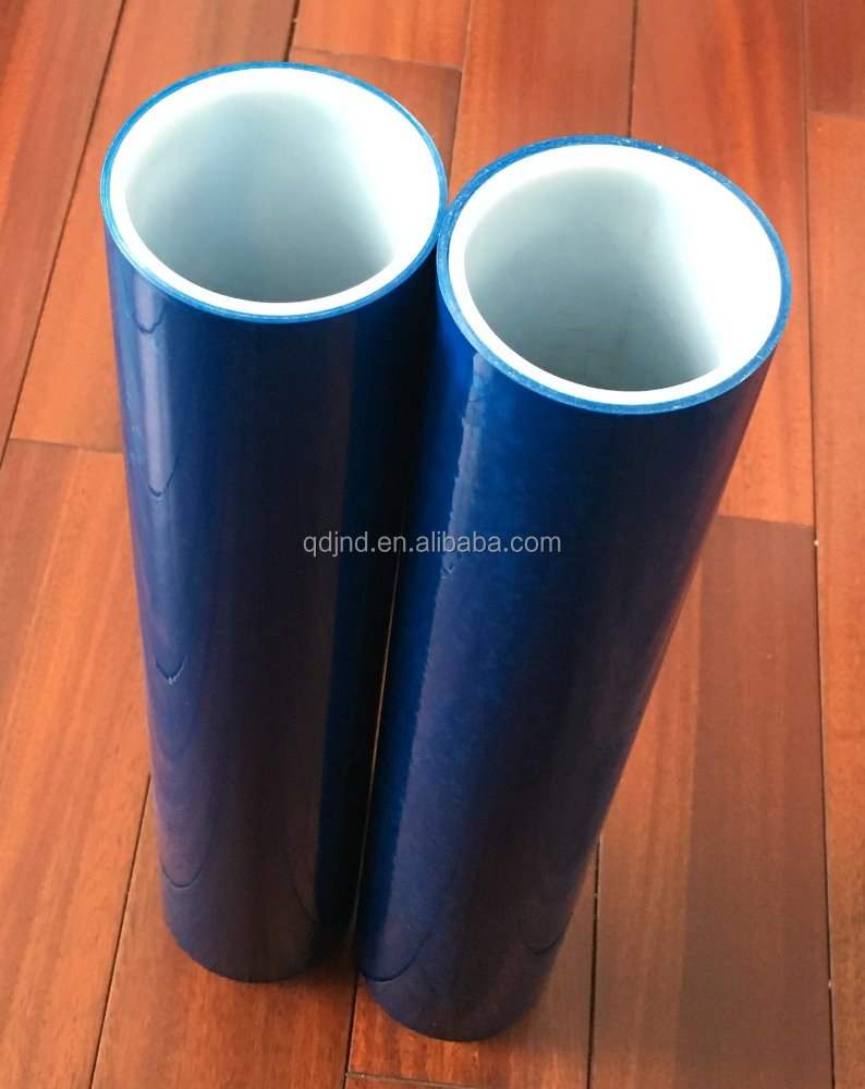 Blue Protection Film for Stainless Steel Surface