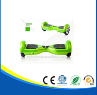 2016 new product 6.5 inch Electric Skateboard Hoverboard children electric scooter Lovely Style Mini Self balancing Scooter