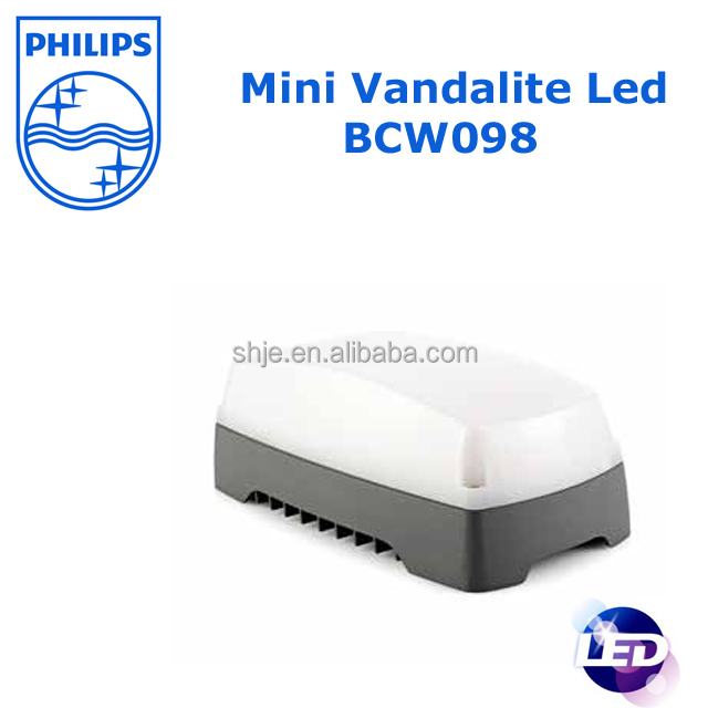 Philips Waterproof Light Mini Vandalite Led BCW098