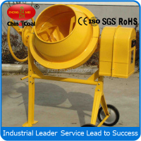 260L concrete cement mixer mortar portable electric concrete mixer