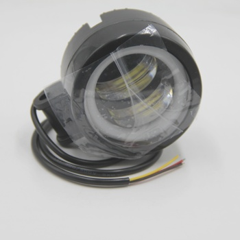 20W Motorcycle led headlight 2000 lms DC12-80V led working light