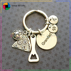 Custom personalised Birthday gift Bottle Opener Football keyring keychain
