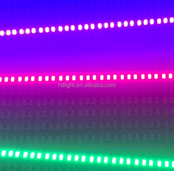 Led Light bar SMD5630 5730 72LEDS/144 LEDS single row rigid led strip for window border, store, shop, display light