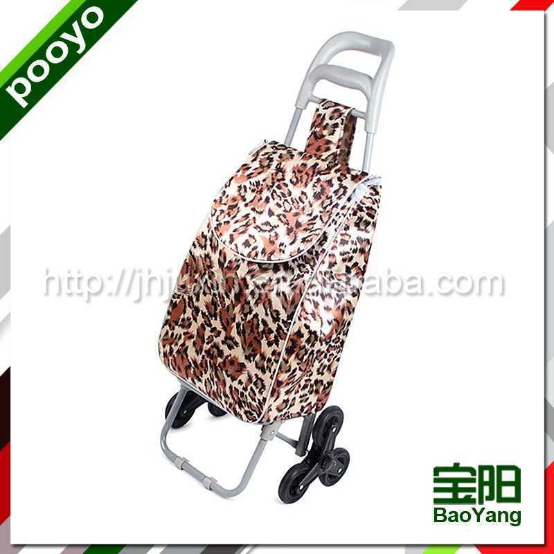 portable luggage trolley cart extensible handle