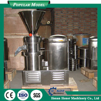 Stainless Steel Groundnut Butter Processing Machine