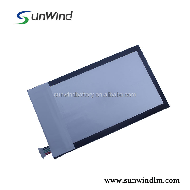 Dual core tablet pc li-polymer tablet battery for Samsung Galaxy Tab S 8.4 SM-T700, SM-T705 EB-BT705FBE,li-po 3.8V 4900mah