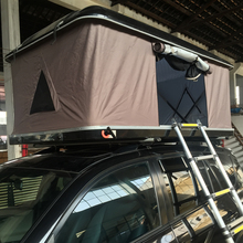Hard Shell Roof Top Tent / Car SUV Minivan Rooftop Tent Auto Foldable Roof Top Tent