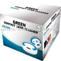 BringNew GB-988 Green Contact Lens Ultrasonic Cleaner