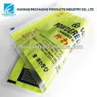 NY/LDPE softy material & safety food grade plastic ziplock bags