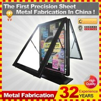 outdoor led advertising box light frame