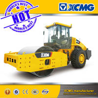 XCMG Tier 33ton Single Drum Vibratory Road Roller/Mechanical Single Drive Single Drum Vibratory Roller XS333
