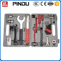 Professional Bicycle mini repair tool kit 35 pcs