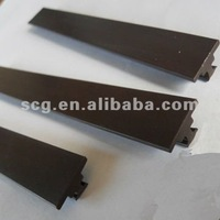 Extrusion fridge door magnetic strip
