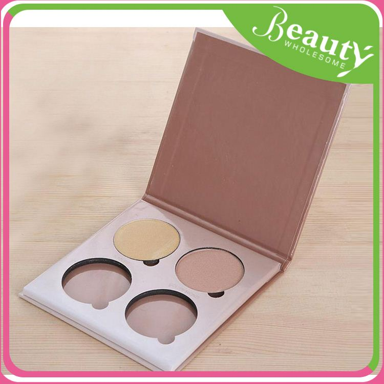 Eye shadow palette case empty eyeshadow case ,h0ts2 brand new professional eye shadow palette for sale