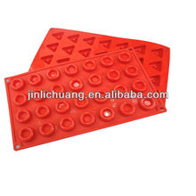 2013 new style silicone cake pops tray