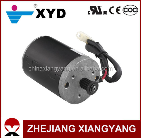 XYD-15B 12V DC Electric Motors 24 volt