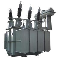 S11 66kv 800kva 3phase oil lmmersed regulating transformers