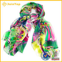 Blank Scarves French Silk Scarves Designs