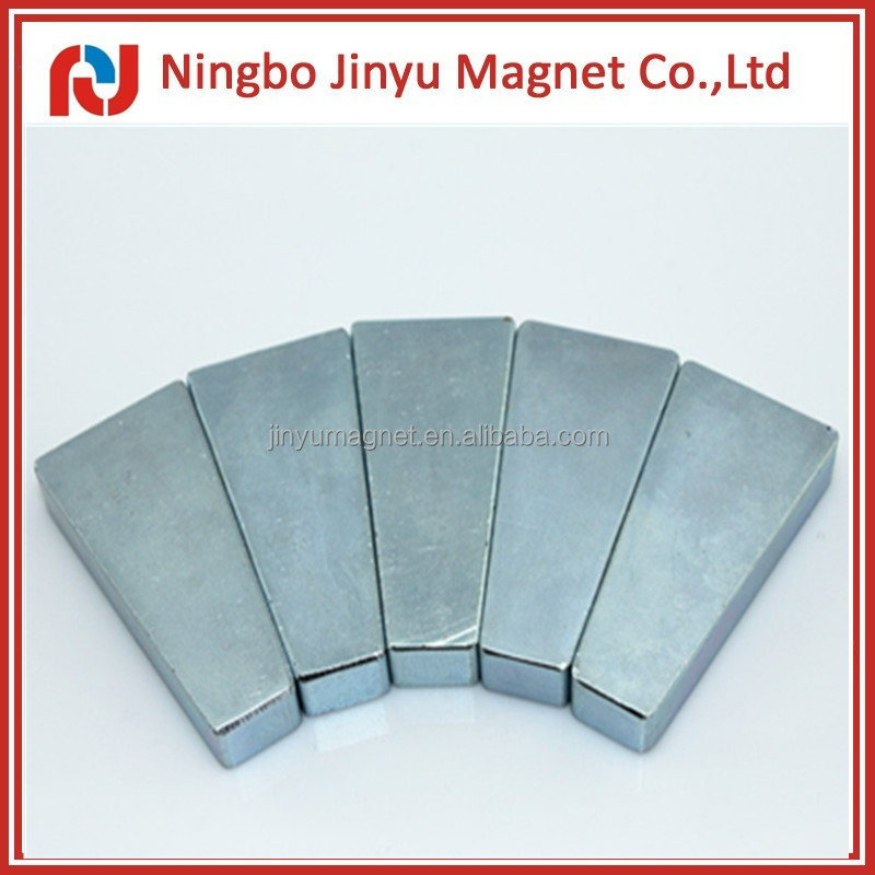 Customized Super Strong Neodymium Arc Magnets for Motors and Generators