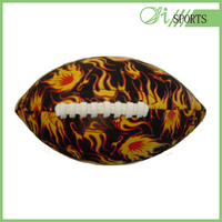 design your own sports balls plastic american football