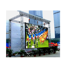Shenzhen alibaba full color 320x160 p10 stage outdoor led screen