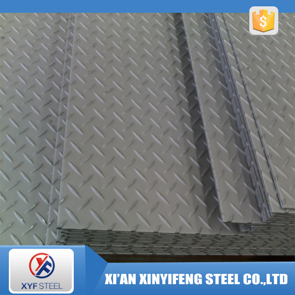 ss 304 stainless steel checkered plate