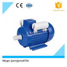 Low cost 1500rpm electric motor single phase 1kw 240v yl 7124