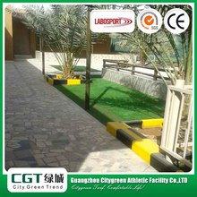 Promotional good sale garden landscaping artificial grass for balcony