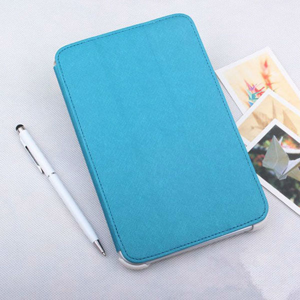PU leather case for samsung galaxy tab P3100 P3110 P6200