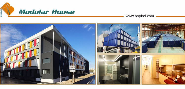 popular container garage with different styles for selection