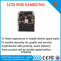 Wholesale Best Quality Original LCD Replacement for Samsung Galaxy S4 Lcd Display with Digitizer
