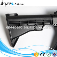 Hottest AR gun plush toy plastic toy pop gun with 3D shooting games with bluetooth for phone